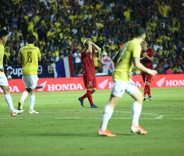 Thái Lan 0-1 Việt Nam (Hiệp 2): Anh Đức ghi bàn - 6