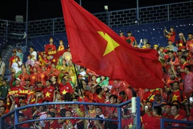 Thái Lan 0-1 Việt Nam (Hiệp 2): Anh Đức ghi bàn - 23