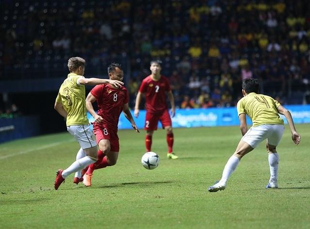 Thái Lan 0-1 Việt Nam (Hiệp 2): Anh Đức ghi bàn - 11