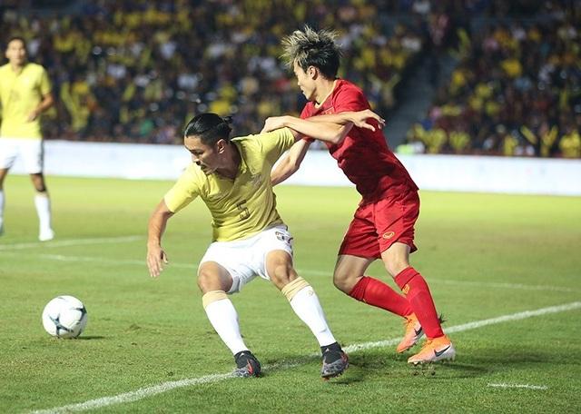 Thái Lan 0-1 Việt Nam (Hiệp 2): Anh Đức ghi bàn - 9