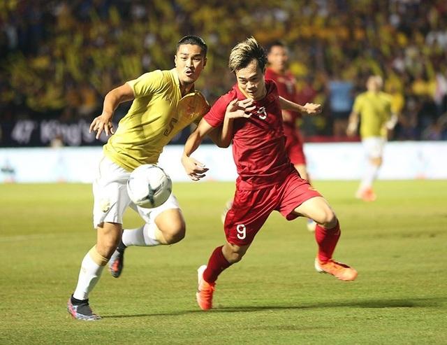 Thái Lan 0-1 Việt Nam (Hiệp 2): Anh Đức ghi bàn - 15