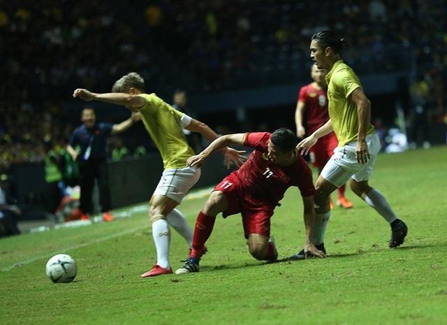 Thái Lan 0-1 Việt Nam (Hiệp 2): Anh Đức ghi bàn - 8