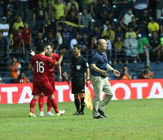 Thái Lan 0-1 Việt Nam (Hiệp 2): Anh Đức ghi bàn - 4