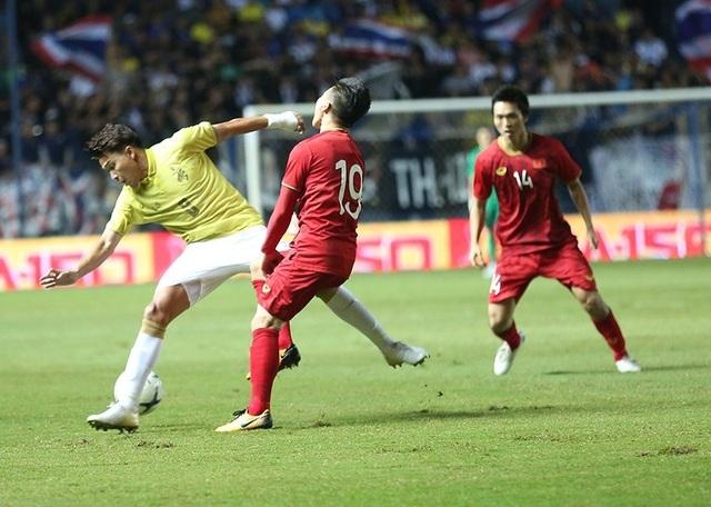 Thắng Thái Lan, đội tuyển Việt Nam tăng bậc trên bảng xếp hạng FIFA - 1