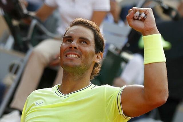 Roland Garros 2019: Nadal chạm mặt Federer tại bán kết - 2