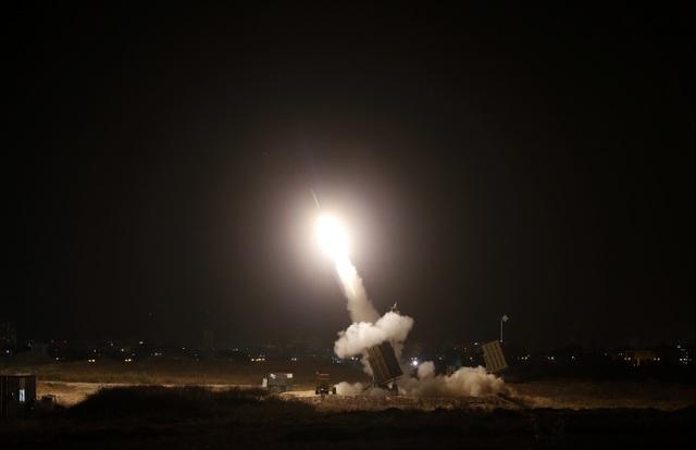 """Hamas tuyên bố vô hiệu hóa hệ thống phòng thủ """"Vòm sắt"""" của Israel - 1"""