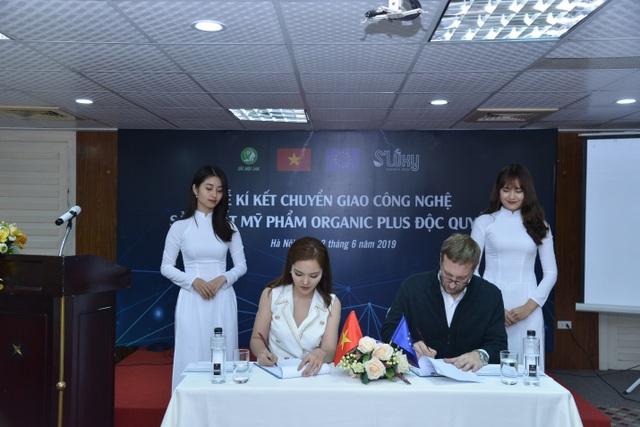 Sắc Mộc Lam chuyển giao công nghệ sản xuất mỹ phẩm Organic Plus - 2