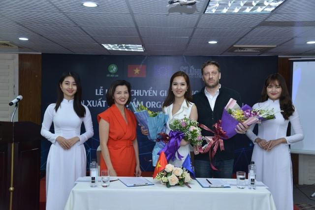 Sắc Mộc Lam chuyển giao công nghệ sản xuất mỹ phẩm Organic Plus - 3