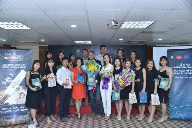 Sắc Mộc Lam chuyển giao công nghệ sản xuất mỹ phẩm Organic Plus - 4