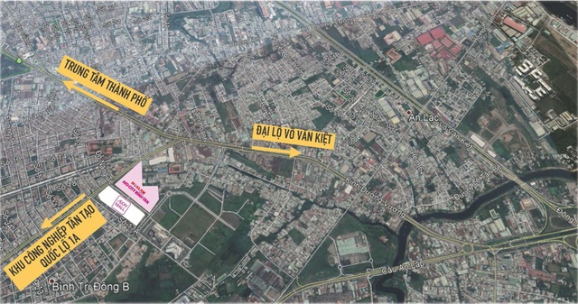 """Aio City - Dự án căn hộ """"ngon, bổ, rẻ"""" tại Bình Tân - 1"""