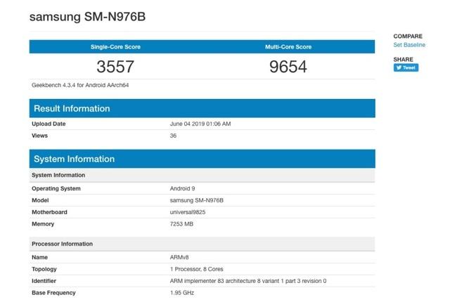 Lộ cấu hình chi tiết Galaxy Note10, sở hữu bộ nhớ RAM lên đến 12GB - 2