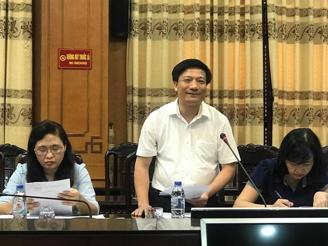 Cảnh báo hội nhóm tung tin lộ đề, đưa tin sai lệch về kỳ thi THPT quốc gia - 1