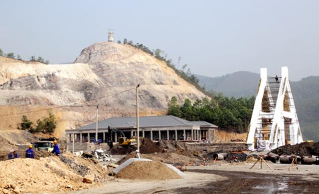 Công viên nghĩa trang nghìn tỷ của Indevco: Xem xét thu hồi một phần dự án - 1
