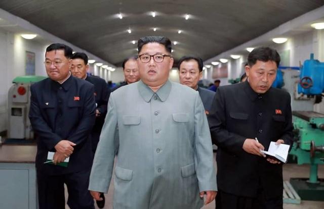 """Triều Tiên cảnh báo: """"Mỹ đừng thử thách sự kiên nhẫn của chúng tôi"""" - 1"""