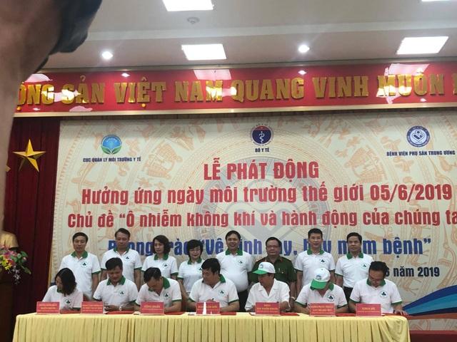 Nồng độ bụi đô thị ở thành phố Hà Nội, Hồ Chí Minh vượt ngưỡng - 2