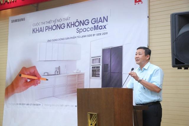 Samsung mở giải thưởng thiết kế nội thất trên 200 triệu đồng cho sinh viên kiến trúc - 1