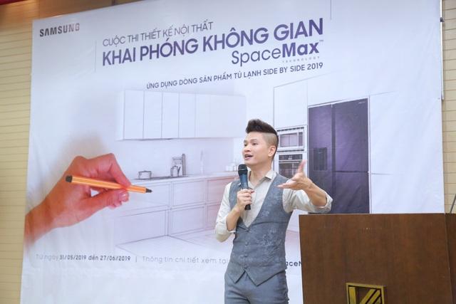Samsung mở giải thưởng thiết kế nội thất trên 200 triệu đồng cho sinh viên kiến trúc - 4