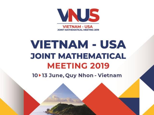 Có gì trong hội nghị toán học Việt – Mỹ lần thứ nhất? - 1