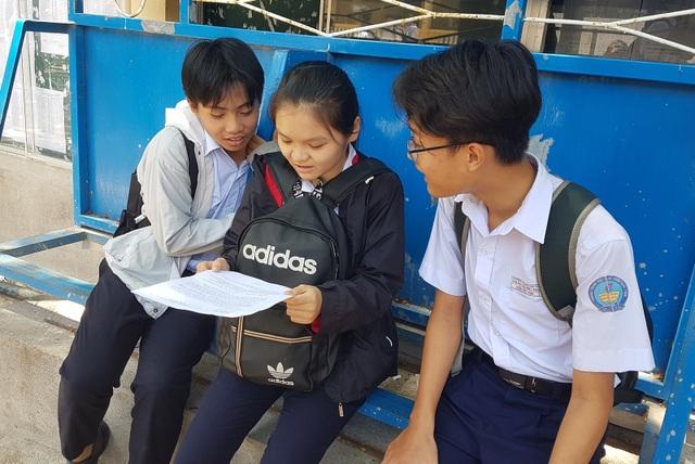 Tuyển sinh lớp 10 Phú Yên: Không có trường hợp nào vi phạm quy chế - 2