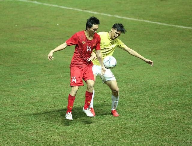Thầy Park thử nghiệm thành công Tuấn Anh trong trận thắng Thái Lan - 1