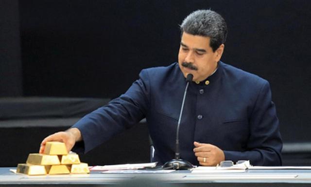 Venezuela bị tịch thu 20 tấn vàng giữa lúc khủng hoảng - 1
