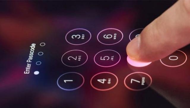 Cảnh giác để lộ mật khẩu điện thoại qua âm chạm màn hình - 1