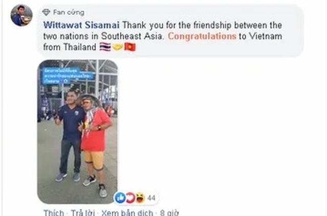 CĐV Đông Nam Á phản ứng ra sao khi tuyển Việt Nam thắng Thái Lan? - 2