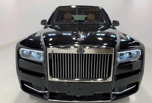 1 tháng 3 siêu xe Rolls-Royce Cullinan giá 45 tỷ về Hà Nội  - 4