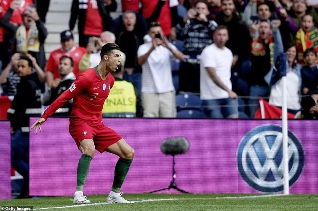 Bồ Đào Nha 3-1 Thụy Sỹ: Cú hattrick của C.Ronaldo - 3