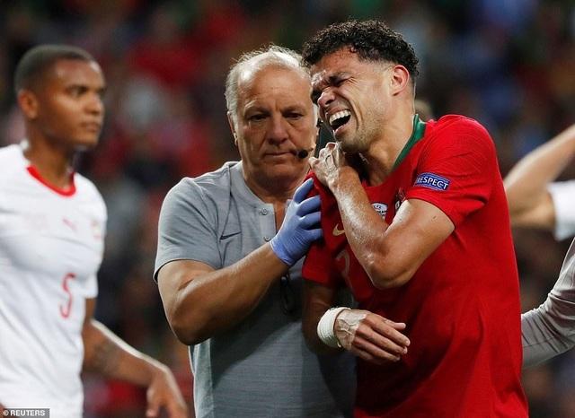 Bồ Đào Nha 3-1 Thụy Sỹ: Cú hattrick của C.Ronaldo - 16