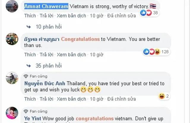 CĐV Đông Nam Á phản ứng ra sao khi tuyển Việt Nam thắng Thái Lan? - 3
