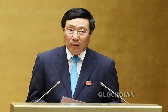 Phó Thủ tướng nói về ảnh hưởng cuộc chiến thương mại Mỹ - Trung tới Việt Nam - 1