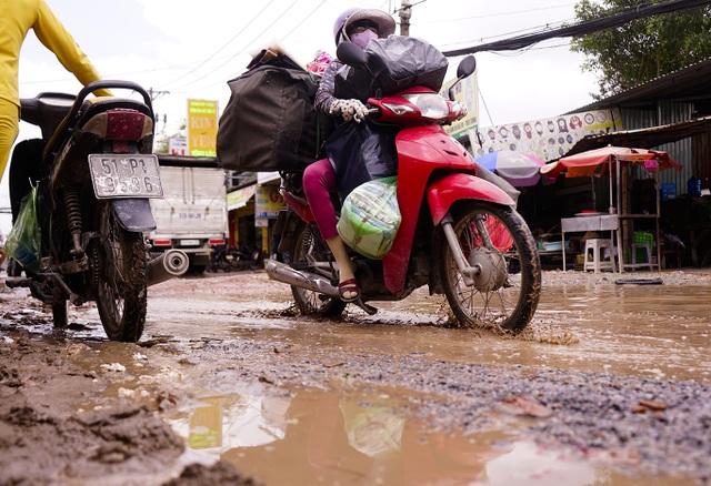 Dân công Hỏa tuyến - con đường đau khổ tại TP.HCM! - 3