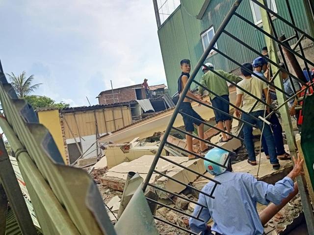 Vụ sập nhà ở Hà Tĩnh: Do phá dỡ nhà không đúng cách - 2