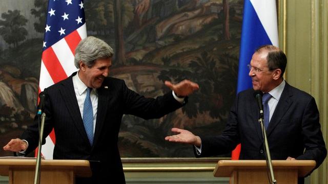 Nga nói Mỹ từng thừa nhận trưng cầu ý dân ở Crimea là hợp lệ - 1