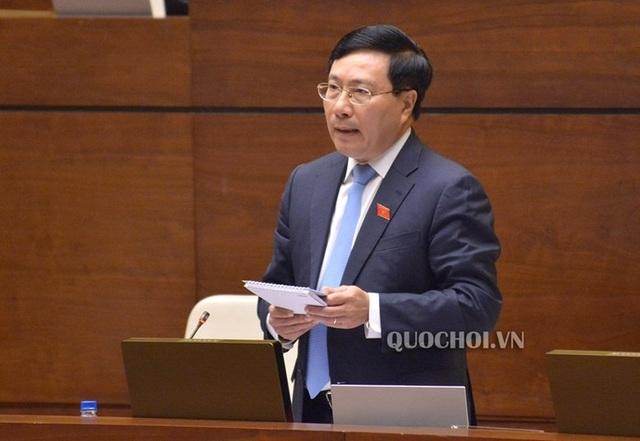 Phó Thủ tướng nói về ảnh hưởng cuộc chiến thương mại Mỹ - Trung tới Việt Nam - 4