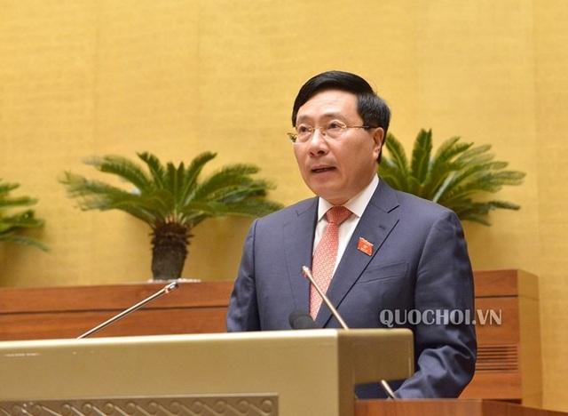 Phó Thủ tướng nói về ảnh hưởng cuộc chiến thương mại Mỹ - Trung tới Việt Nam - 7