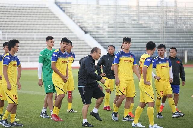 Thầy Park bí mật giao nhiệm vụ cho 5 cầu thủ trước trận gặp Curacao - 3