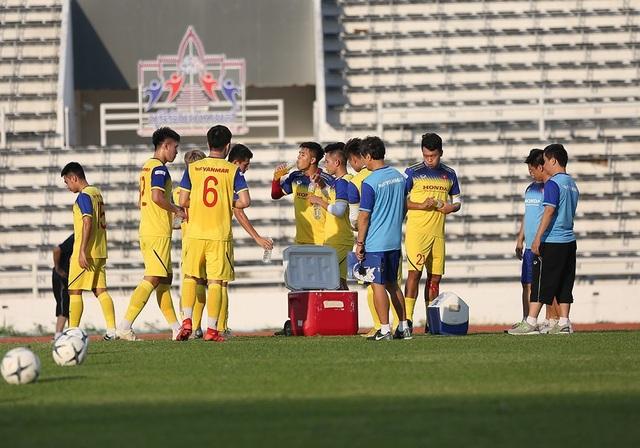 Thầy Park bí mật giao nhiệm vụ cho 5 cầu thủ trước trận gặp Curacao - 9