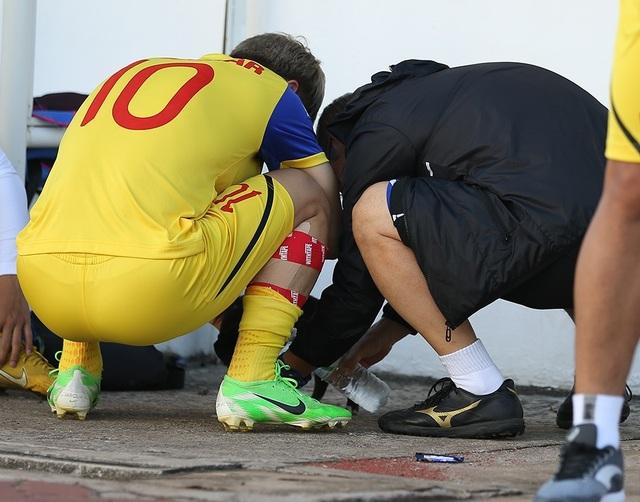 Thầy Park bí mật giao nhiệm vụ cho 5 cầu thủ trước trận gặp Curacao - 2