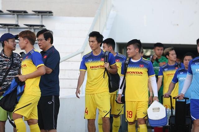 Thầy Park bí mật giao nhiệm vụ cho 5 cầu thủ trước trận gặp Curacao - 8