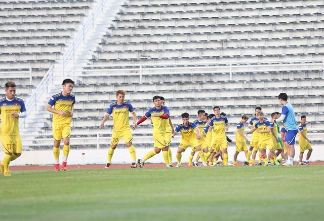 Thầy Park bí mật giao nhiệm vụ cho 5 cầu thủ trước trận gặp Curacao - 7