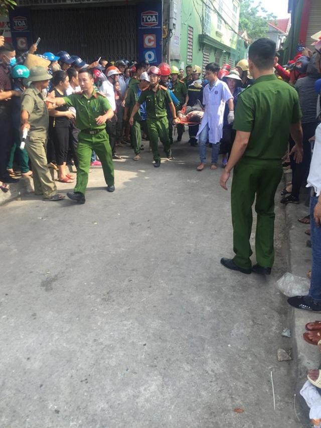 Vụ sập nhà ở Hà Tĩnh: Tìm thấy một người trong tình trạng nguy kịch - 3