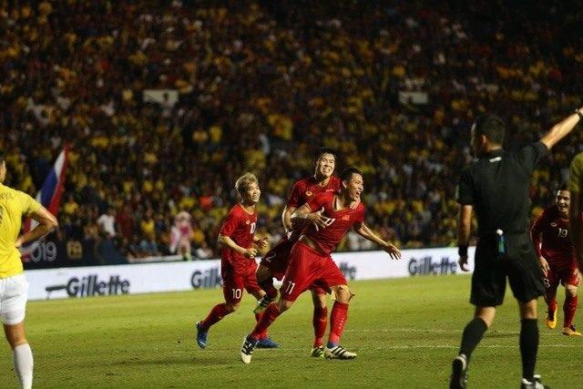 CĐV Đông Nam Á phản ứng ra sao khi tuyển Việt Nam thắng Thái Lan? - 1