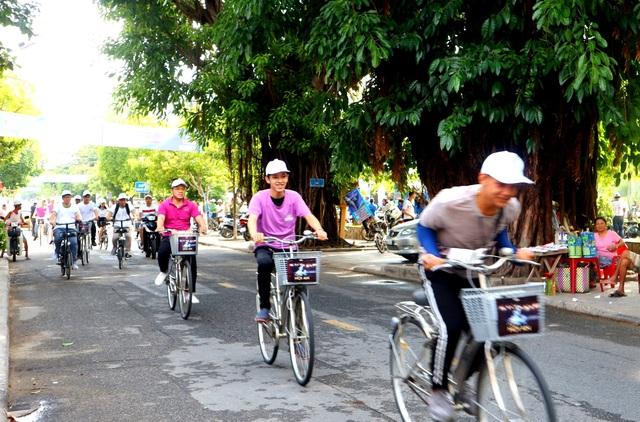Hội An là điểm đến có cung đường đạp xe lý tưởng