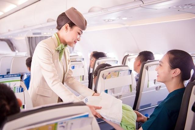 """Chuyến bay đặc biệt của Bamboo Airways khởi đầu hành trình """"bay Xanh"""" - 6"""