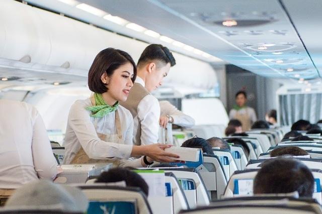 """Chuyến bay đặc biệt của Bamboo Airways khởi đầu hành trình """"bay Xanh"""" - 7"""