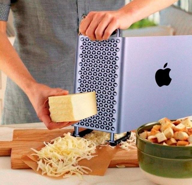 """Dân mạng chế ảnh châm biếm mức giá """"điên rồ"""" của chân đế màn hình Apple - 8"""