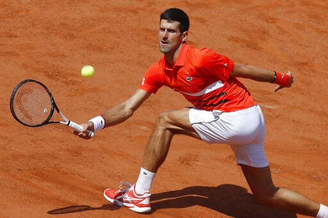 Roland Garros 2019: Djokovic đối đầu với Thiem ở bán kết - 2
