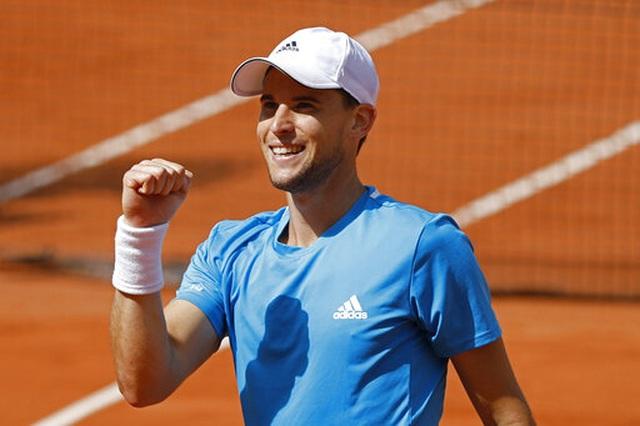 Roland Garros 2019: Djokovic đối đầu với Thiem ở bán kết - 1